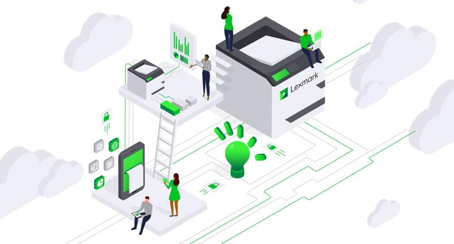 Lexmark Cloud Print Management