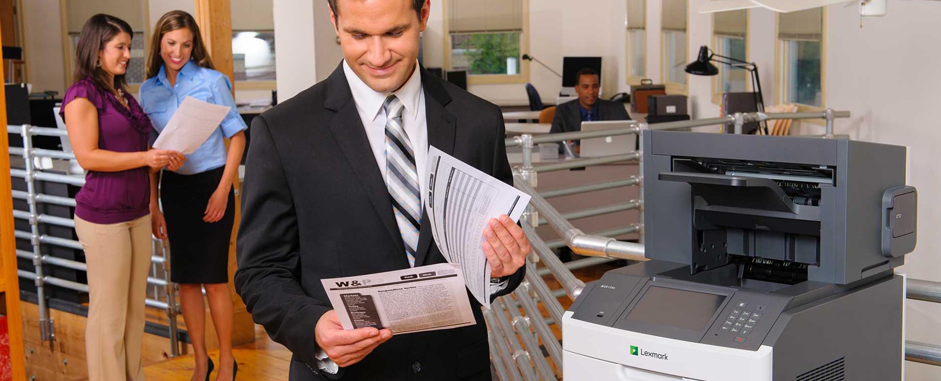 Duplicated Managed Print Services Makes for Excellent Customer Service and an Excellent Printing Environment - Get Duplicated!.jpg