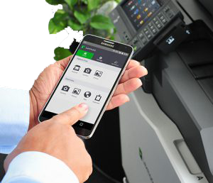 Print from your phone and cloud services