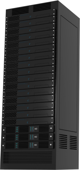 Duplicated Managed IT Systems - Servers and Networks