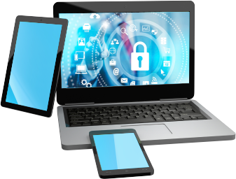 Duplicated Managed IT - protect your computer and mobile devices with secure server environments and proper security