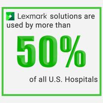 Healthcare & Lexmark