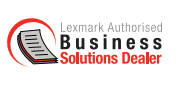 Lexmark Authorized Business Solutions Dealer logo.png
