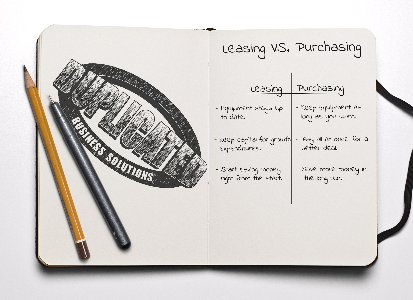 Leasing vs purchasing