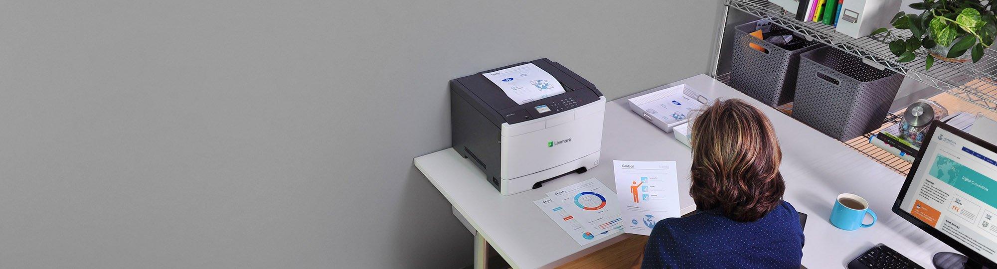 Printing Lexmark