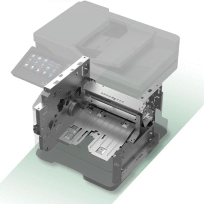 Durable Steel Frame copiers