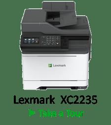 Take a Tour XC2235