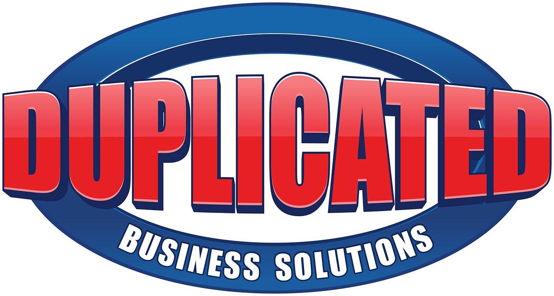 medium Duplicated Logo