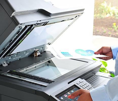 using copier