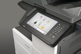 Multi-Function Printers by Lexmark help streamline your print environment